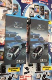 BRAND NEW X5 Wireless Bluetooth Car KIT MP3 And FM Transmitter Starts From