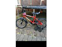 Bike for kids 4 to 8 years