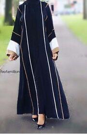 Dubai exclusive abaya islamic dress