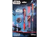 Star Wars Disney Stationary Set