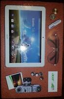 Acer iconia tab 10, 16 GB brand new. 175 obo