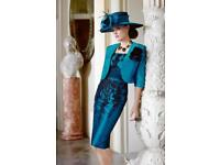 Condici Mother of the Bride Outfit (dress, jacket & hat)