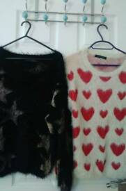 Big Bundle (21) Ladies jumpers, cardigan and tops