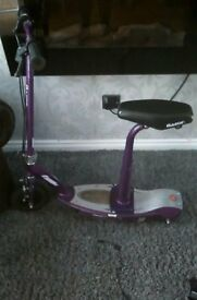 As new razor scooter