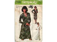 Simplicity sewing pattern number 7705 size 14/16
