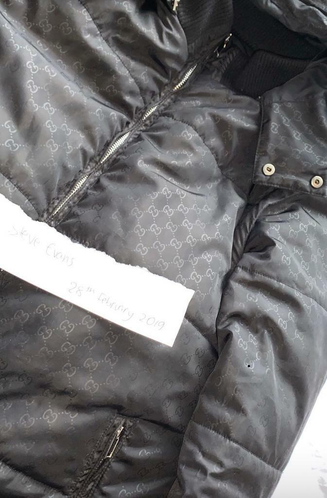 b7379d727 Gucci GG Puffa Coat (Delivery)
