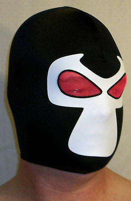 New Bane Mask Halloween Costume Prop comic hood