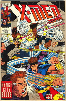 X-MEN 2099 N. 2 SYNGE CITY BLUES MARVEL COMICS 1994