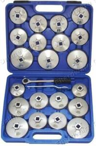Oil Filter Wrench Set 23 Pcs - Brand New