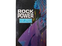 Cds x 2 Rock power time life
