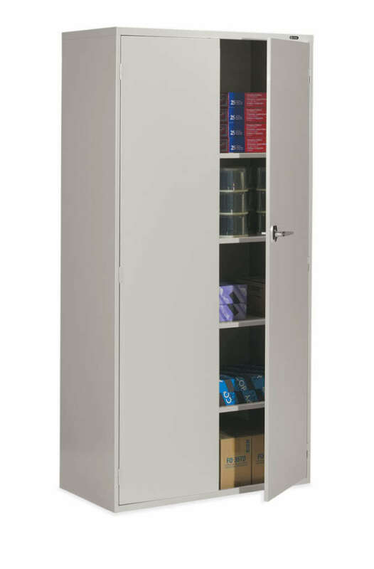 Metal Storage Cabinet Office Furniture - Available in 3 Colors