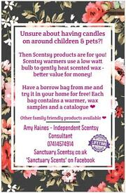 Try a Safer Alternative To Candles For Free!