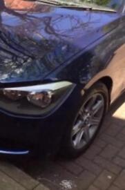 BMW alloys 1 3 series 205/55/r16 run flats
