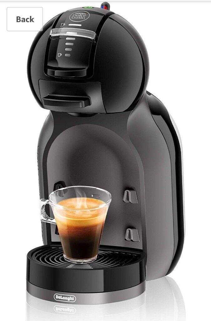Delonghi Nescafe Dolce Gusto Mini Me Coffee Pod Machine In Leith