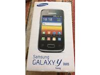Samsung galaxy young 2 Duos unlocked boxed new refurbished