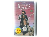 Disney Classic VHS Video Tape / Blackbeard's Ghost / VGC