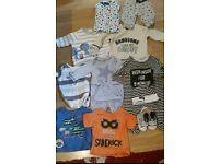 0-3months baby boy bundle