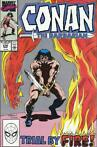Marvel Comics - Conan The Barbarian # 230