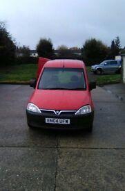 Vauxhall combo 1.7 tdi