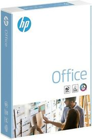 HP Office A4 80gsm Paper - 1 Ream (500 Sheets)