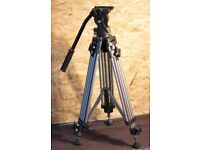 Video Camera Tripod RAVELLI + Carry Bag included