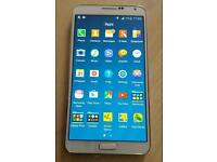 Samsung Galaxy Note 3 white unlocked