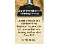 special offers £100 full carpet cleaning