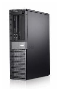 Dell Optiplex 9010 SSF Desktop - 3rd Gen Core i5