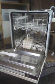 Dishwasher Oven and hob