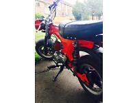 Honda dax copy/monkey bike 125