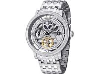 Stuhrling Original Symphony DT Men's Automatic Watch !!!LIKE NEW!!! FREE DELIVERY within 15miles