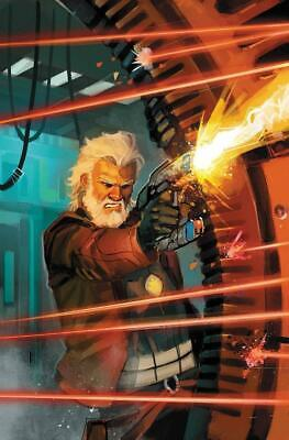 Old Man Quill 2 Variant 1:25 Marvel  Stock Photo will have Logo FREE (Logo Will Ship)