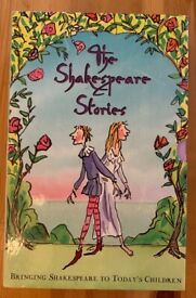 Shakespeare Stories for Kids