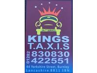 Kings taxis and coaches