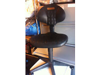 office static base chair which spin