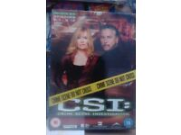 CSI boxsets from £10