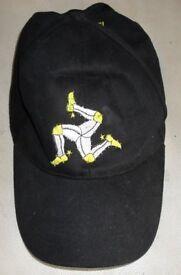 Isle of man TT basball cap