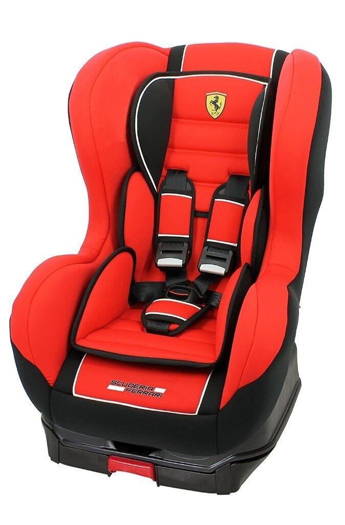 Ferrari Cosmo Sp Lux Baby Child Reclining Car Seat Birth