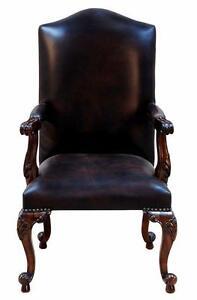 queen anne chair vintage chairs armchairs ebay