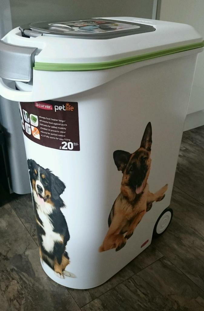 Pet Food Storage Container Large In Bournemouth Dorset Gumtree