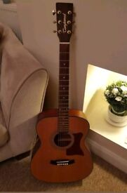 Very nice Tanglewood TW70 Acoustic Guitar