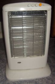 Infer Red Omicron Room Heater