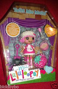 Mini-Lalaloopsy-Fairy-Tales-Doll-Tuffett-Miss-Muffett-3-of-Series-7