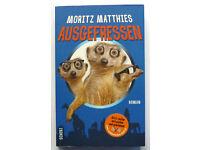 Ausgefressen Moritz Matthies nw Baden-Württemberg - Reutlingen Vorschau