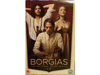 The Borgias box set
