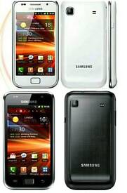 Brand New(Unlocked) Samsung Galaxy S1 S Plus 8gb White And Black Colour Fully Boxed Up