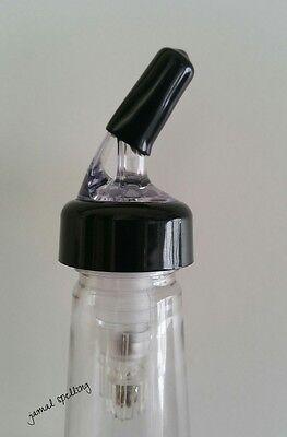 1x Bar Pour Spout 1 Oz Measured Ounce Bottle Liquor Wine Pourer Dust Cap