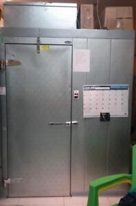 Commercial Walk In Refrigerator - Nor-Lake Step in Cooler - iFoodEquipment.ca