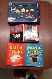 Magic sets & books