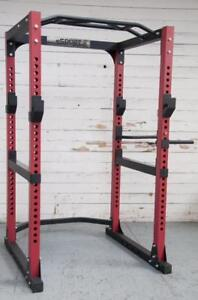 Best Seling Squat Rack / Gage System eSPORT IRON BULL 150